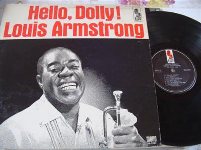 LOUIS ARMSTRONG - HELLO DOLLY - KAPP [ J 759