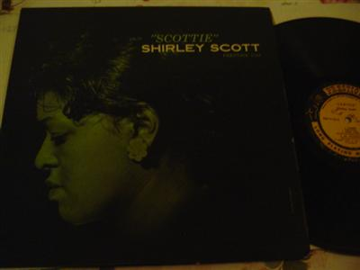 Shirley Scott - SCOTTIE - PRESTIGE { J 813