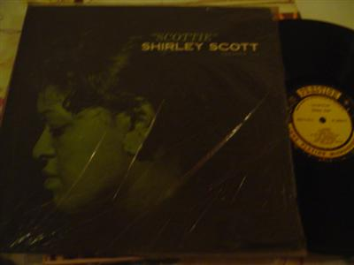SHIRLEY SCOTT - SCOTTIE - PRESTIGE { J 793