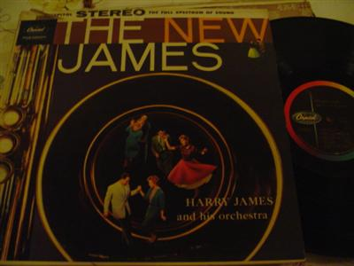HARRY JAMES - THE NEW JAMES - CAPITOL { J 792