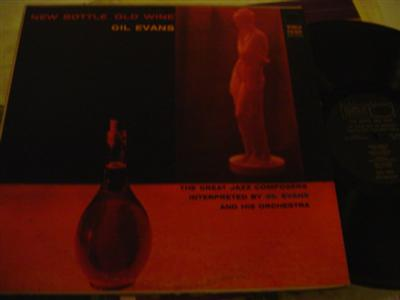 GIL EVANS - NEW BOOLE OLD WINE - WORLD PACIFIC { J 699