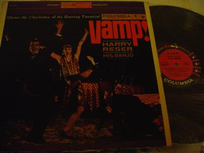HARRY RESER - VAMP - COLUMBIA { J 698