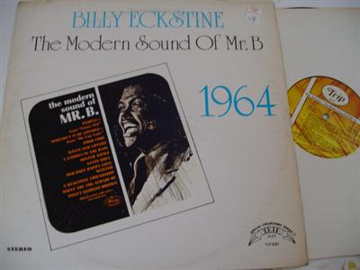 BILLY ECKSTINE - MODERN SOUND Mr B - TRIP { J 693