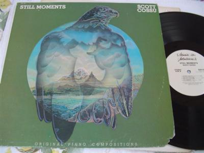 SCOTT COSSU - STILL MOMENTS - MUSIC MEDICINE { J 200