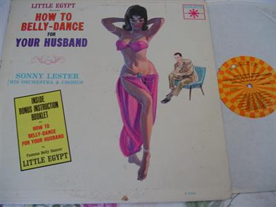 SONNY LESTER - BELLY DANCE HUSBAND - ROULETTE { 192