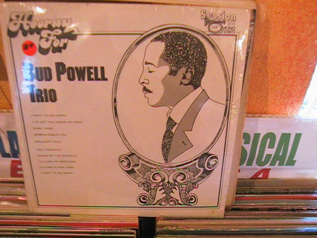 BUD POWELL - HORRAY FOR - SESSION - 109