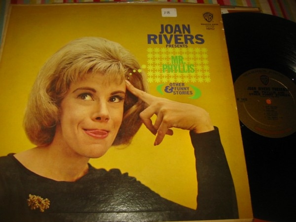 JOAN RIVERS - Mr. PHYLLIS - WARNER { 118