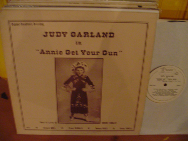 JUDY GARLAND - ANNIE GET YOUR GUN - SOUNDSTAGE - 5
