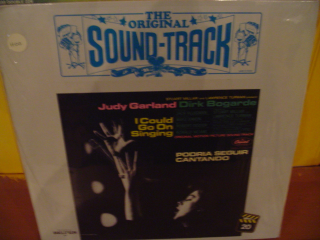 SEALED - JUDY GARLAND DIRK BOGARDE - SOUNDTRACK - 18