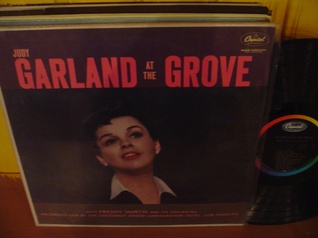 JUDY GARLAND - AT THE GROVE - CAPITOL - 20