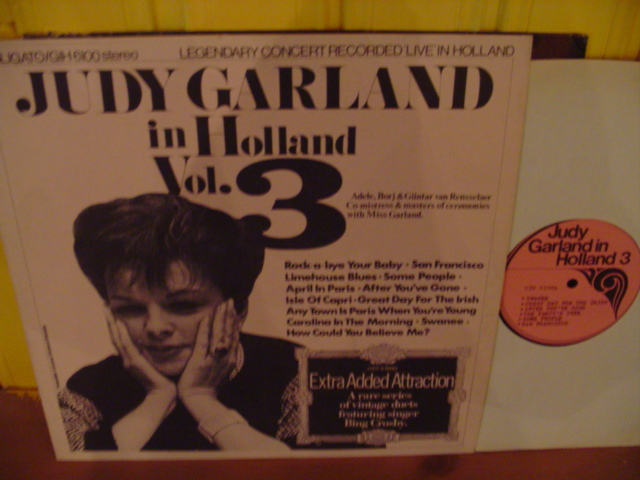 JUDY GARLAND - IN HOLLAND VOL 3 - 28