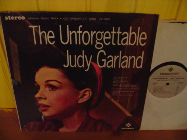 JUDY GARLAND - THE UNFORGETTABLE - RADIANT - 29