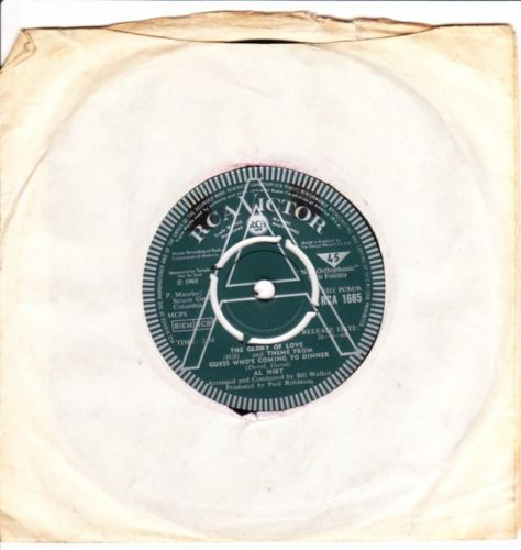 Jack Jones - I really want to know you - RCA Demo 3504