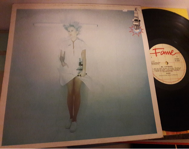 Sparks - No.1 in Heaven - Fame FA.3035 UK 1979 Ex