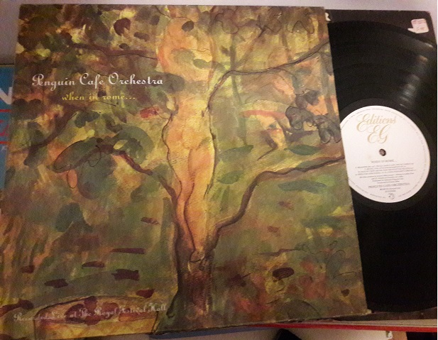 Penguin Cafe Orchestra - When in Rome - Editions EGED.56 Ex