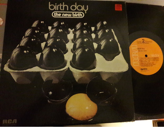 The New Birth - Birth Day - RCA LSP-4797 - USA 1972 VG+
