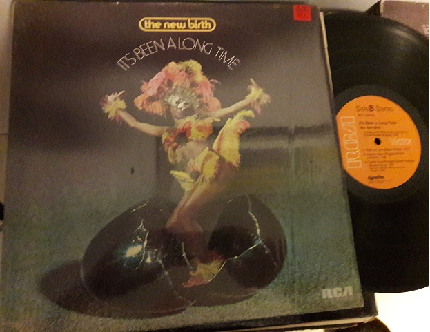 The New Birth - Its been long time - RCA ALP1-0285 - USA 1973