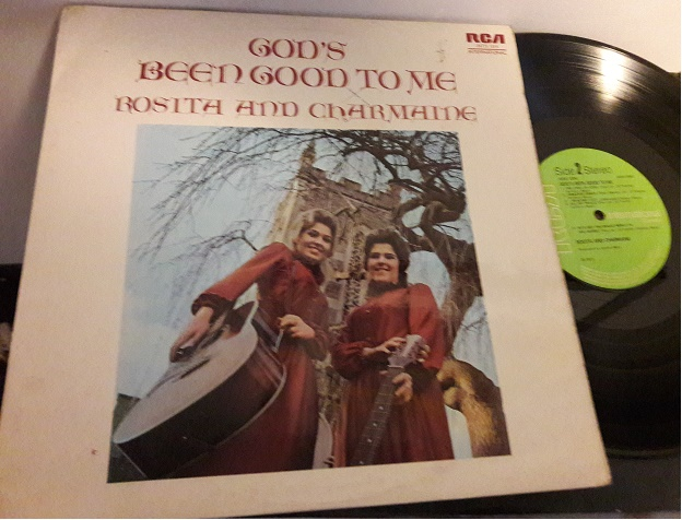 Rosita & Charmaine - God's been good to Me - RCA INTS1374 - Ex