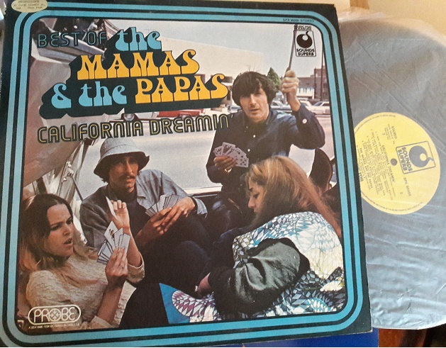 The Mamas & The Papas - Best of - Sound Superb 90050 1977