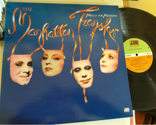 Manhattan Transfer - Mecca for Moderns - Atlantic K.50789 UK