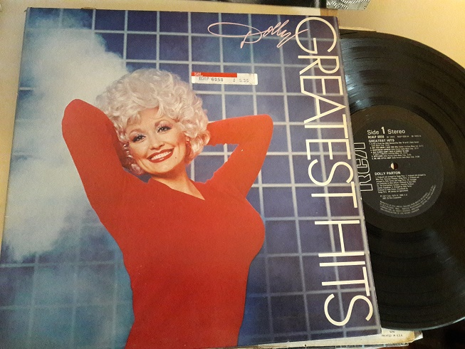 Dolly Parton - Greatest Hits - RCA LP.6058 USA 1982 Ex