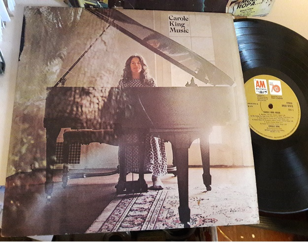 Carole King - Music - A & M AMLH.67013 UK 1971 Excellent