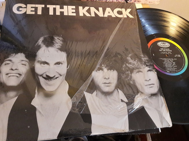 The Knack - Get the Knack - Capitol SO.11948 USA 1979 Excelle