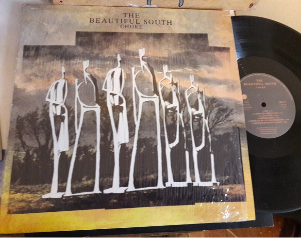 The Beautiful South - Choke - Go Discs 828-233-1 UK 1990 Exce
