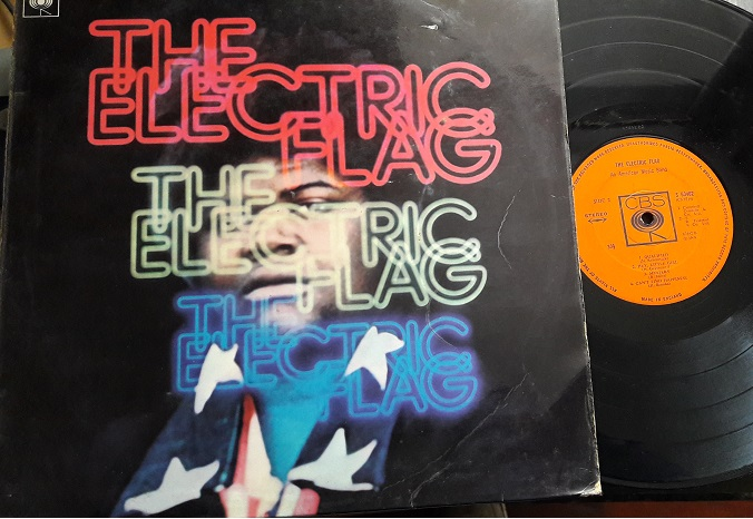 The Electric Flag - An American Music Band - CBS 63462 VG+ 1969
