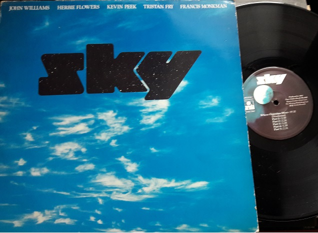 Sky - John Williams - Ariola ARLH.5022 UK 1979 Excellent