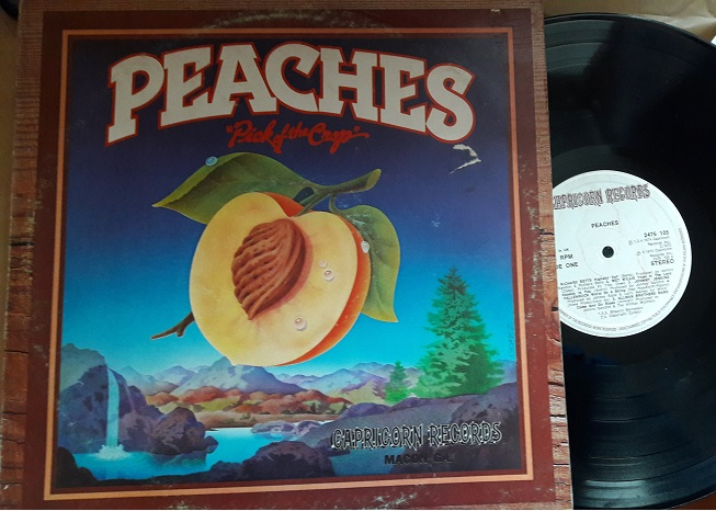 Various Artists - Peaches - Pick of the crop - Capricorn 24761