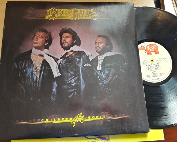 Bee Gees - Children of the World - RSO 2394 169 UK 1976 NM