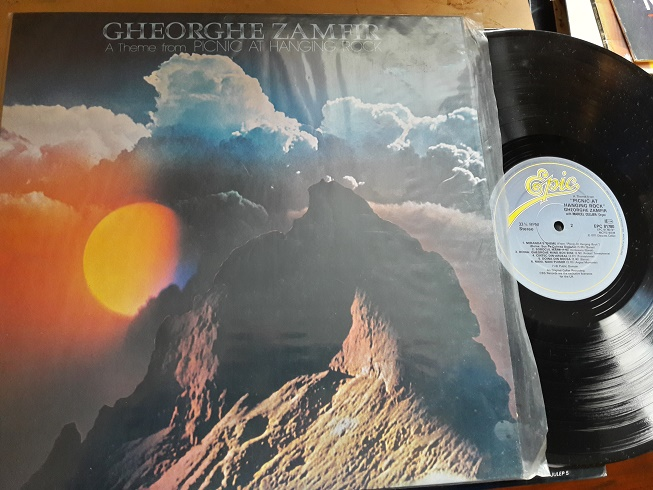 Gheorghe Zamfir ‎– A Theme From Picnic At Hanging Rock -