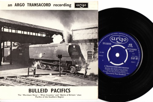Argo Transcord - Bullied Pacifics - British Railways