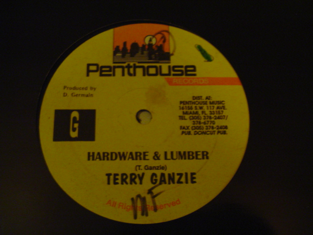 TERRY GANZIE DANNY & DAVE KELLY - PENTHOUSE { K 29