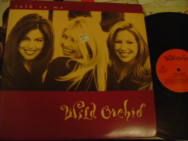 WILD ORCHID - TALK TO ME - RCA { K 39