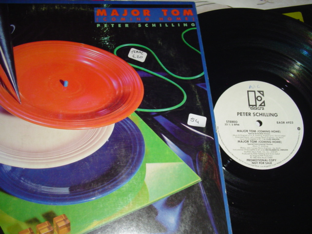Peter Schilling - Major Tom (Coming Home) PROMO { K 54