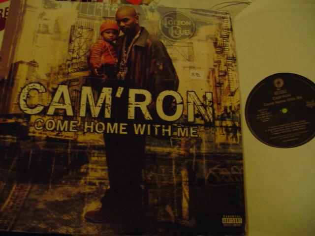 Cam'ron - Come Home With Me 2 DISC - ROCK A FELLA { K 58