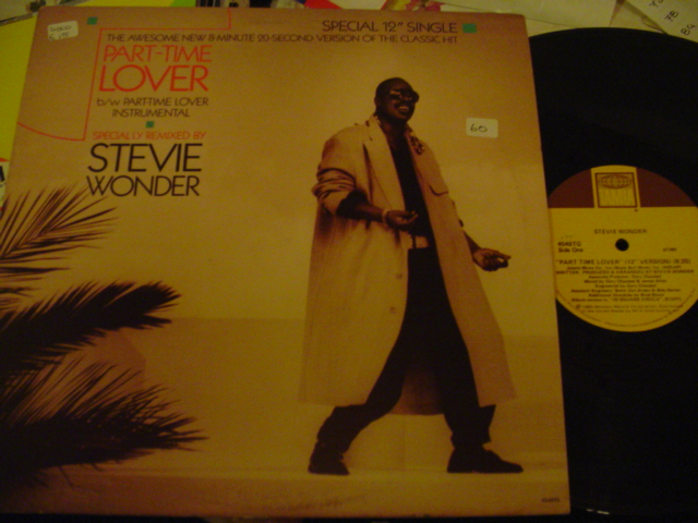 Stevie Wonder - Part-Time Lover TAMLA { K 60