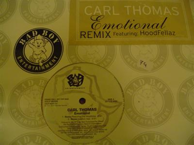 CARL THOMAS - EMOTIONAL - BAD BOY PROMO [ K 74