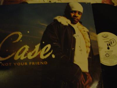 CASE - NOT YOUR FRIEND - DEF SOUL { K 77