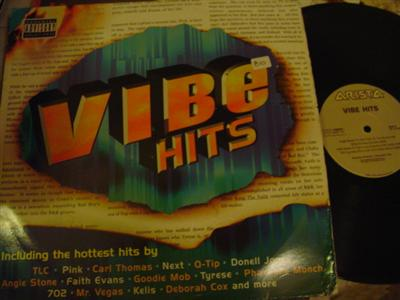 VARIOUS ARTISTS - VIBE HITS - ARISTA RECORDS 2L{ K 80