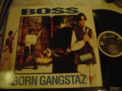 BOSS - BORN GANGSTAZ - DJ WEST { K97