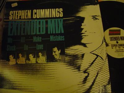 Stephen Cummings - Stuck On Love EXTENDED MIX { K 102