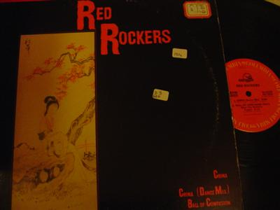 Red Rockers - China COLUMBIA { K 104 - Click Image to Close