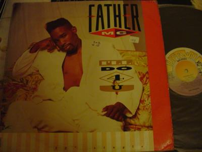 FATHER MC - I'LL DO 4 U - UPTOWN RECORDS { K 122