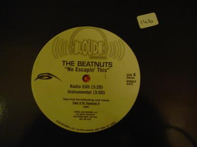 THE BEATNUTS - NO ESCAPIN THIS - LOUD PROMO { K 146