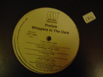 PROFYLE WHISPERS IN THE DARK - MOTOWN 2 DISCS - K 174