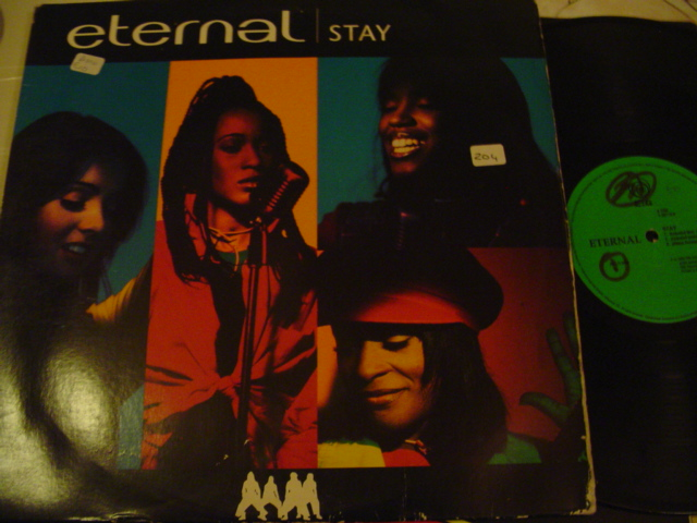 ETERNAL - STAY 6 MIXES - EMI { K 204