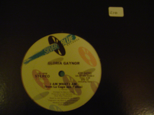 "Gloria Gaynor - I Am What I Am (12"")"